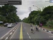 google street view Indonesia