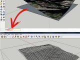 Lebih Mudah Membuat Kontur dari Google Earth Menggunakan SketchUp